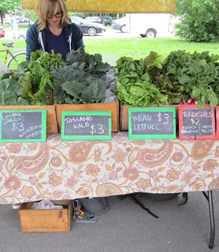 Logan Square Farmers Markter